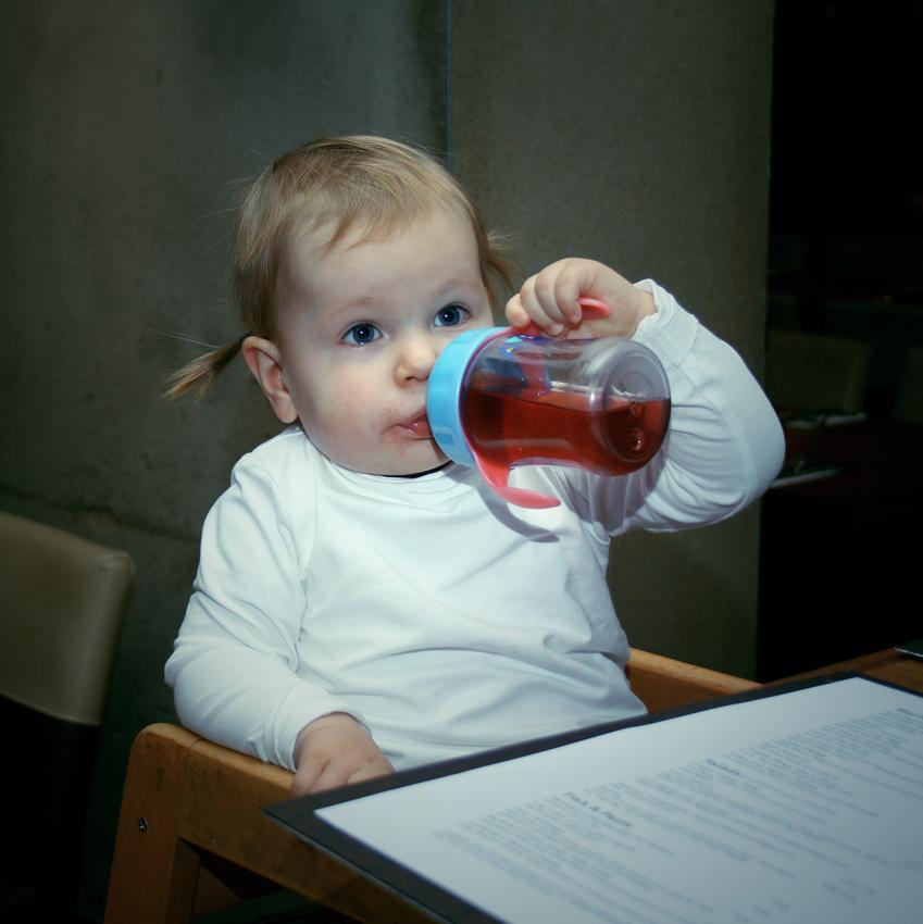 Herbatka dla maluszka